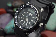 "Vintage SEIKO Quartz Diver's 150M ""ARNIE"" H558 LCD Ana/Digi Depth Meter Watch"