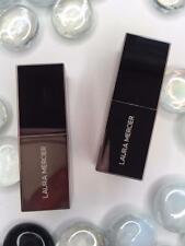 2x LAURA MERCIER Rouge Essentiel Creme Lipstick ROUGE ULTIME .04oz Each, Trav Sz