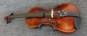 alte Geige 4/4 Geige Violine Zettel Jacobus Stainer Old Violin with Label