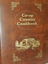 Co-op Country Cookbook 1980 First Edition Binder cover