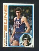 1978-79 Topps #77 Alvan Adams NM/NM+ Suns 120320