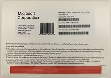 Microsoft Windows 10 Home 64 Bit Full Pack Media & License Key