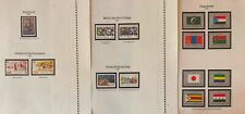 Lot of United Nations New York Year 1987 Stamps MNH