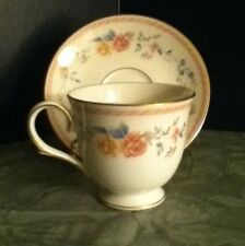 LENOX ENGLISH ROSE CUP and SAUCER