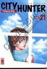 CITY HUNTER - Numero 21 - Complete Edition - Planet Manga - Panini Comics NUOVO