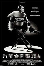 ED WOOD ~ 27x40 DOUBLE SIDED ORIGINAL MOVIE POSTER ~ Johnny Depp Tim Burton