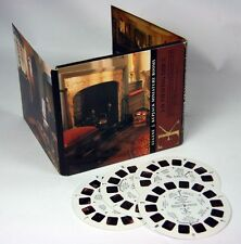 Viewmaster - 4 Reel Set MINIATURE ROOMS - E.J. Kupjack -Outstanding Quality-NEW