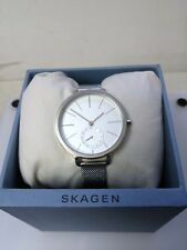 BRAND NEW SKAGEN WATCH for Women * Hagen Steel Mesh Bracelet * SKW2358* RRP £175