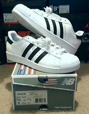New Men's Adidas Originals Superstar White/Black Sneaker US Size 10.5 No OG Box