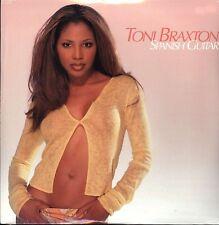 "Toni  Braxton - Spanish Guitar Vinyl Double 12"" 2000 NEW"