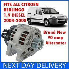 CITROEN BERLINGO MK1 1.9 D 2004-2008 DIESEL NEW ALTERNATOR MF, M, MPV, BOX, VAN