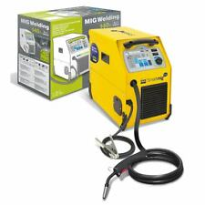 GYS Smartmig 142 MIG MAG Schweißgerät 033153 bis 140A 230V + Brenner