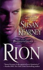 Rion by Susan Kearney (2009, Paperback)