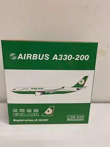 1/400 Phoenix Eva Air Airbus A330-300 New Livery B-16340