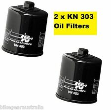 OIL FILTER X 2 ea KN-303 Suit KAWASAKI Thats $22 ea Delivered