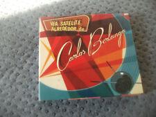 CARLOS BERLANGA, CD DIG 2 CD, VIA SATELITE ALREDEDOR (FANGORIA, CANUT, ALASKA)
