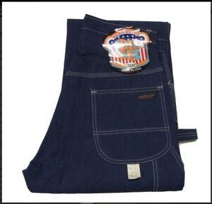 Vintage DEE CEE washington Deadstock 1970s Denim Trouser Carpenter Utility Jeans