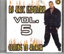 DJ ERIC VOL.5 , MC CEJA,LITO Y  POLACO , DADDY YANKEE,RUBIO Y JOEL,PANTY MAN-CD