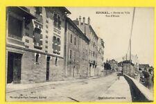 cpa RARE FRANCE 88 - ÉPINAL (Vosges) Entrée en Ville Rue d'ALSACE Villa à Louer