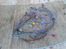 Kabel Kabelbaum Elekronik Leitungen Waschmaschine Siemens Siwamat C 8 Typ M012