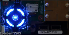 CUSTOM XBOX 360 Slim Blue Ring of Light Board - RF Module / ROL / Power -NICE!