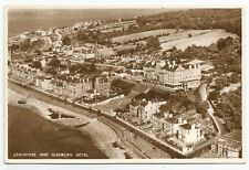 POSTCARDS-SCOTLAND-BUTE-RP. Craigmore & Glenburn Hotel from The Air.