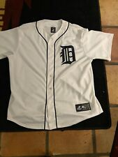 Detroit Tigers Classic Majestic Baseball Jersey