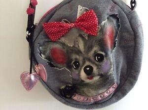 super cute oilily chihuahua bag