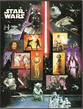 4143, Star Wars 30th Anniversary Sheet of 15 - 41 Cent Stamps - Stuart Katz