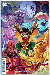 Teen Titans #37 Vol 6 Variant - DC Comics - Adam Glass - Bernard Chang
