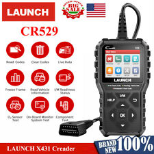 Automotive LAUNCH X431 CR529 OBD2 Scanner EOBD Diagnostic Tool Fault Code Reader