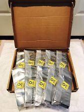 "100310 CASE1000 SCS ANTI-STATIC / STATIC SHIELDING BAGS 3"" X 10"" / 76mm X 254mm"