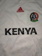Kenya Adidas National Team Soccer Jersey Size Medium Short Sleeve