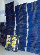 56 albi Tex Collezione Storica A colori Argentato Fumetti vendita cadauno Lotto