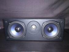 Polk Audio CS245i Center Channel Speaker - Good Pre-Owned Condition - BLACK