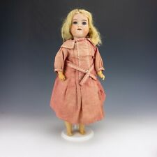 Antique Armand Marseille 390 Bisque Porcelain Headed Doll - Lovely!