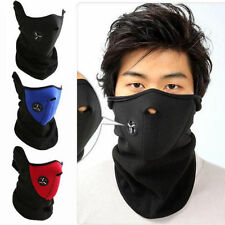 POLICE face mask fleece VERY WARM Red Blue Black - SWAT FBI CIA winter GEAR
