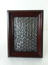 Small Dark Brown Wood Picture Frame