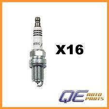 Set of 16 Spark Plugs BKR6EIX11 NGK Iridium Resistor Fits: Subaru Acura Lexus