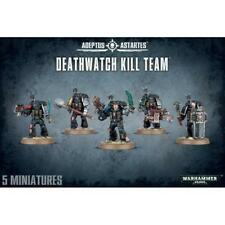 Warhammer 40k Brand New Space Marine - Deathwatch kill team Unboxed