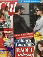 Chi 2013 43.Raoul Bova,Melissa Satta,Scarlett Johansson,Cher,Gianni Morandi