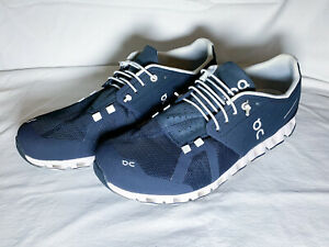 ON Cloud Laufschuhe Sneaker Dunkelblau EUR 44 UK 9,5