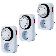 GAO 3 Stück Zeitschaltuhr-Set Intertek/GS-Zeichen