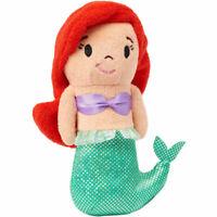 Just Play - Disney Princess Bean Plush - ARIEL (The Little Mermaid)(5 inch) -New