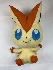 "Nintendo Pokemon Victini Plush 18"" banpresto"