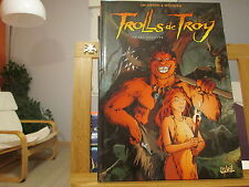 TROLLS DE TROY T4 REEDITION LE FEU OCCULTE TBE/TTBE