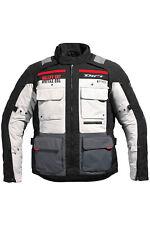 Motorrad Tex-Jacke DIFI Sierra Nevada EDT Farbe: Schwarz/Grau/Rot Gr: 3XL