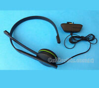 Official Microsoft Xbox One Chat Headset with Mic and Built in Adapter