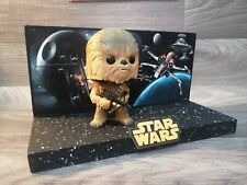 STAR WARS FUNKO POPS. DISPLAY STAND. SPACE THEMED. MYSTERY MINIS. POP VINYL.