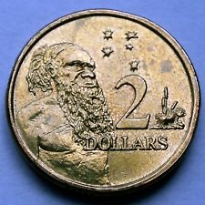 AUSTRALIA 2 DOLLARS 2003 E6.4